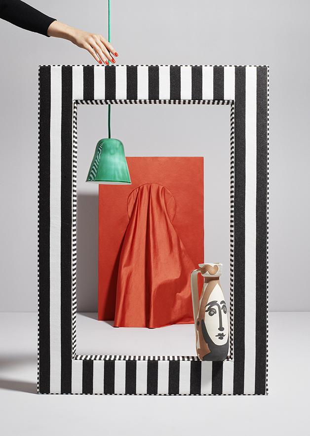 Metz Racine Still Life Photography Corriere della sera Living design interior