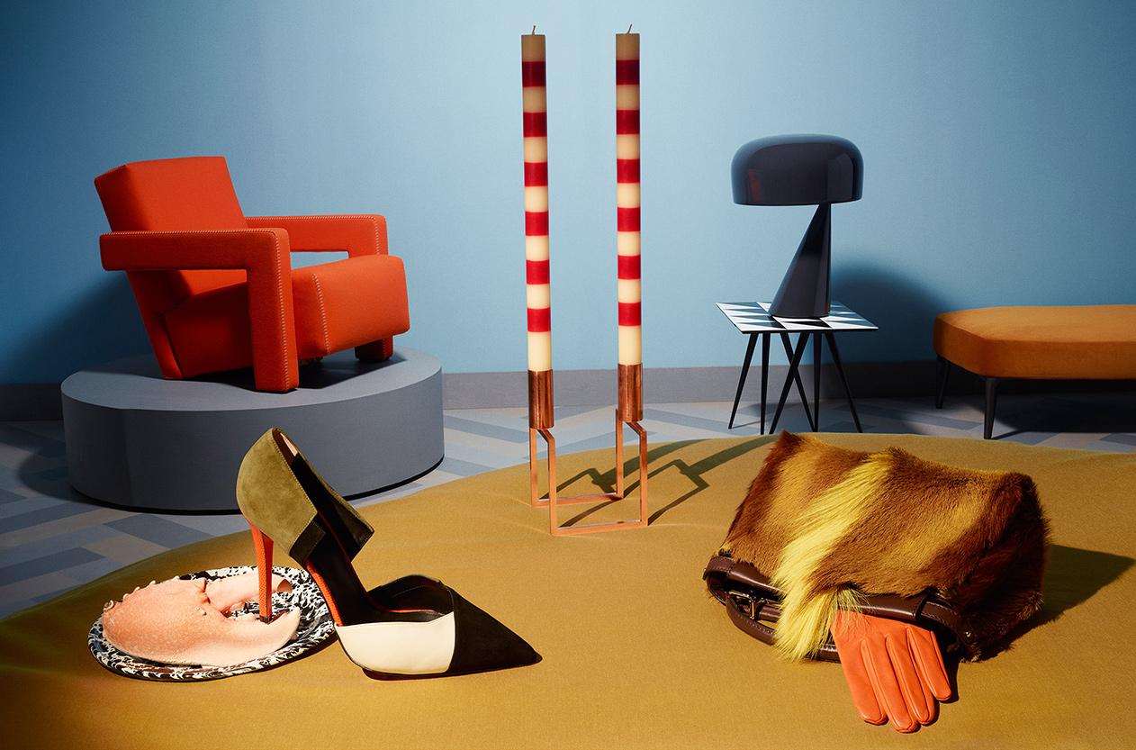 Metz Racine Still Life Photography Corriere della sera Living