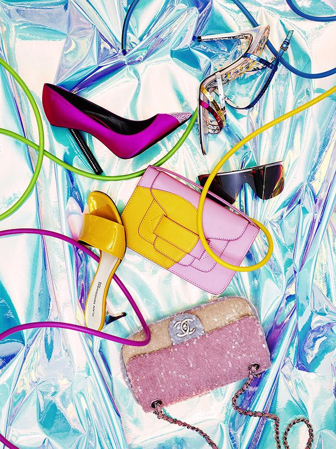 Metz Racine Still Life Photography Numero Fashion Accessories