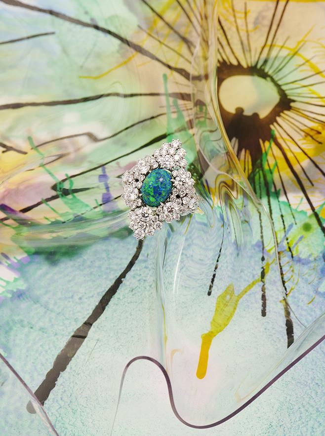 Metz Racine Still Life Photography luxury jewellery